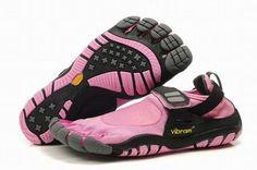 Vibram Five Fingers Treksport Pink/Black Women's 26684