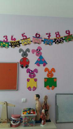 Sınıfım. Şekiller