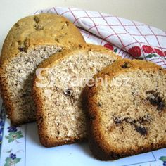 Cinnamon chocolate chip biscotti, the perfect accompaniment to a steaming cup of coffee Pumpkin Bread, Pumpkin Puree, Steaming Cup, Biscotti, Bread Recipes, Banana Bread, Cinnamon, Food And Drink, Tasty