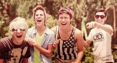 Them boys <3