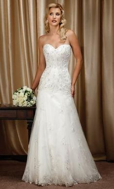 Mia Solano 1224Z 6: buy this dress for a fraction of the salon price on PreOwnedWeddingDresses.com