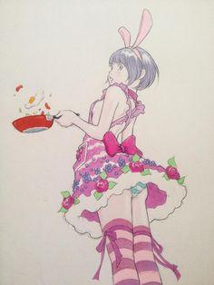 ランニング前に落描きドン by Eisakusaku