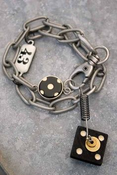industrial chic jewelry