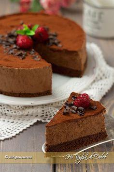 Torta-mousse-al-cioccolato-ricetta