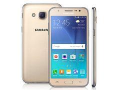 [Onofre] Smartphone Galaxy J5 Duos Dourado Samsung - R$ 789,99 à vista + frete