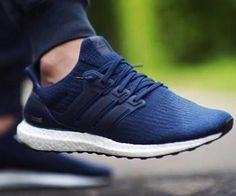 e5c47b6ad3b0a Adidas Ultra Boost - Navy - 2016 (by Jeff. – Adidas Ultra Boost - Navy -  2016 (by Jeff O Neal). Cool Footwear