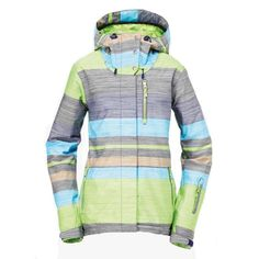Look trendy year round in Roxy clothing, swimsuits, and snowboard apparel. Shop all of your outdoor needs from Roxy at Sun & Ski. Winter Gear, Winter Mode, Winter Coats, Women's Dresses, Womens Snowboard Jacket, Roxy Surf, Snowboarding Gear, Jackets For Women, Ski Jackets
