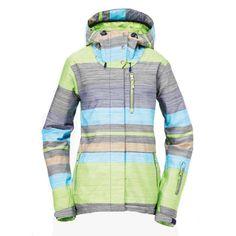 Roxy Women's Meridian Snowboard Jacket