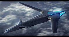 McDaniels+Shipwrights+Condor-class+gunship+by+AdamKop.deviantart.com+on+@DeviantArt