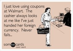 Coupons at Walmart