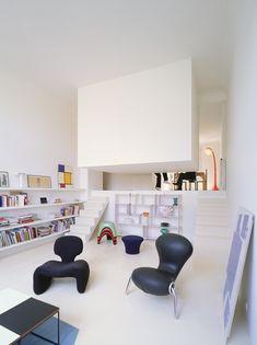 Mini appartamenti: 40 mq in città. Parigi