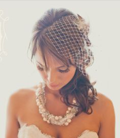 10. The Perfect 'Do: An effortless side pony tail #modcloth #wedding