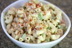 Classic Creamy Potato Salad with Eggs: Basic Macaroni Salad