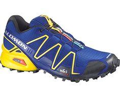 0f9e6d80f7c8 Salomon Men s Speedcross 3 127612 Trail Running Shoe  Amazon.co.uk  Shoes    Bags