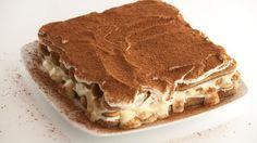 Vergeet Tiramisu, dit recept is 100 keer zo beter en super makkelijk zelf te maken!