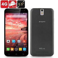 ZOPO 3X Android 4.4 Smartphone - 4G, 5.5 pulgadas 1080p pantalla, MTK6595M Octa Core 2 GHz CPU, 3 GB de RAM, 16 GB de memoria interna (Negro) , http://www.amazon.es/dp/B00TO2KQLS/ref=cm_sw_r_pi_dp_y4Cpvb0YN4B6K
