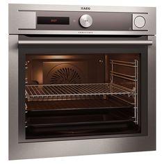 AEG 60cm MaxiKlasse 24 Funtion ProCombi Steam Oven BS9314001M