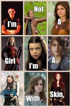 Can you see Narnia, Percy Jackson and Harry Potter characters? OMG there is Anna … – girl power Mundo Harry Potter, Harry Potter Puns, Harry Potter Pictures, Harry Potter Characters, Harry Potter World, Girl Power Quotes, Girl Quotes, Funny Quotes, Funny Memes