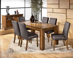 Haulani Dining Collection From National Furniture Liquidators, El Paso, Tx.  (915)
