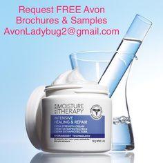 Request FREE Avon Brochures & Samples