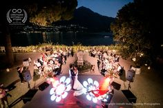 villa pizzo wedding