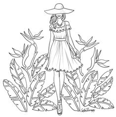 The #sneakpeek for the next Gift of The Day tomorrow. Do you like this one? #Lady #Short #Dress ********** Don't forget to check it out tomorrow and show us your creative ideas, color with Color Therapy: http://www.apple.co/1Mgt7E5 ********** #happycoloring #giftoftheday #gotd #colortherapyapp #coloring #adultcoloringbook #adultcolouringbook #colorfy #colorfyapp #recolor #recolorapp #coloringmasterpiece #coloringbook #coloringforadults #pigmentapp #sandbox