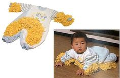 19 Awesomely Impractical Japanese Inventions - Chindōgu (n.): The Japanese art of inventing gadgets that are seemingly useful but too absurd to actually use./ To make use of that baby you have lying around your home...