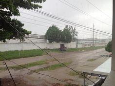 Rain, rain, rain!