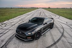 Hennessey Performance 25th Anniversary Edition HPE800 Ford Mustang
