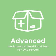 Standard intolerance test including nutritional items.  For one person.  <h4>Special offers!</h4>  Buy 2 Tests – Save $25  Buy 3 Tests – Save $50  Buy 4 Tests – Save $75  5 Tests? Contact us for bulk discount!