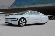 2014 Volkswagen XL1: First Drive Of Wolfsburg's 261-MPG Car