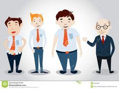 office-man-characters-vector-eps-34643661.jpg (1300×972)