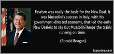 reagan fascism - Google Search