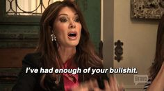 How to Deal with a Horrible Roommate: As told by Lisa Vanderpump Gifs | Her Campus