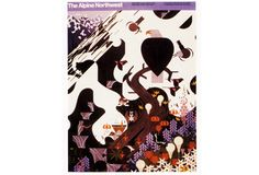 The Alpine Northwest Poster — The Charley Harper Gallery - Superior Service on the Web!
