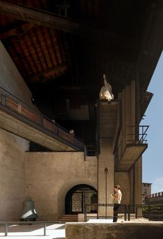 Museum Castelvecchio, Verona Italy (1956-1973) | Carlo Scarpa | Photo : Seier + Seier