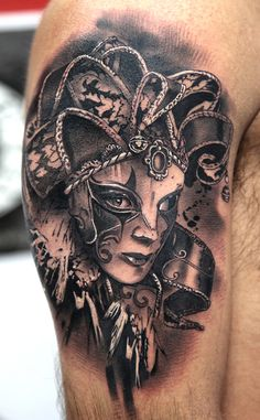 0cc830cbb 30 Best Jester Tattoo images in 2016 | Tattoo art, Coolest tattoo ...
