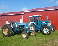 FORD 7000 & 7710 FWD