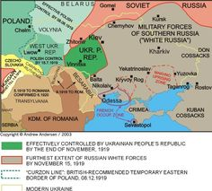 mennonite ukraine | ... Ukraine's Anarchist Cossack and the Battle for the Ukraine, 1917