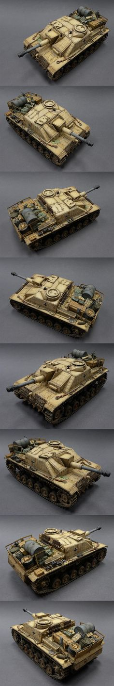 Sturmhaubitze 42 Ausf.G 1/35 Scale Model