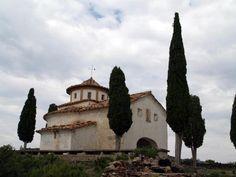 Jacanta, Teruel (Spain). Ermita de san Pedro
