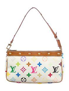 2e61d4235868 Louis Vuitton Multicolore Pochette To My Daughter