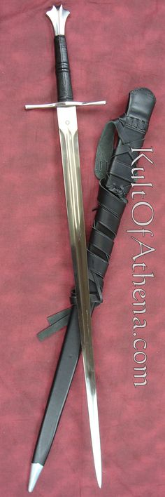 darksword armory 2 handed gothic sword