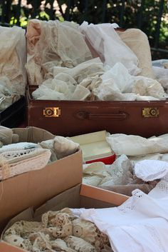 flea market finds in Paris