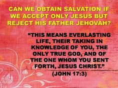 It is not possible unless you believe and follow the instructions in the Holy Bible.