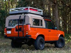 Land Rover Discovery 300tdi Off Road Overland Expedition