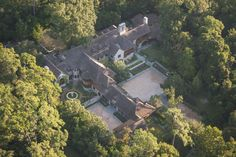 【スライドショー】英建築家に発想を得たヒューストンの大邸宅
