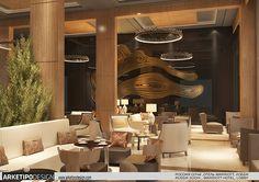 Hotel design For Marriott international at SOCHI