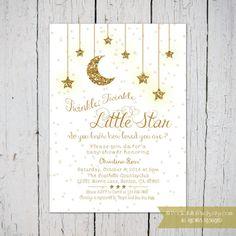 Twinkle Twinkle Little Star Baby Shower by PocketFullofPixels