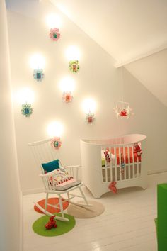 lights, small room, baby bedroom, girl nurseries, babi bedroom, babi room, babi girl, baby girls, kid room